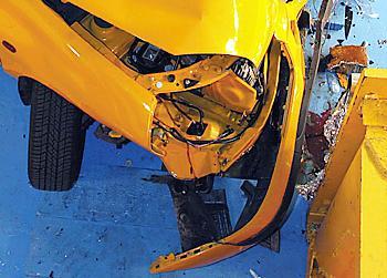 Рейтинг безопасности автомобиля