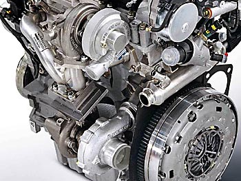 Агрегат наддува BorgWarner Turbo Systems