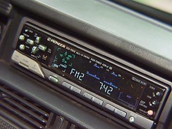 Тюнинг ВАЗ 21099 Музыка