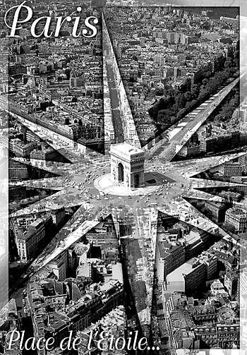 Самое сложное транспортное кольцо в мире Триумфальная арка