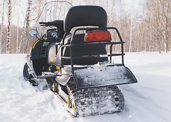 тест-драйв Ski-Doo Skandic SUV WT 600