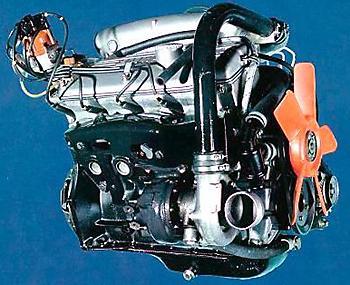 мотор BMW 2002 turbo