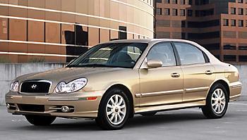 Самый надежный: Hyundai Sonata