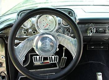 салон Chevrolet Bel Air