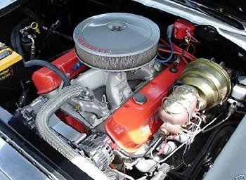 двигатель Chevrolet Bel Air