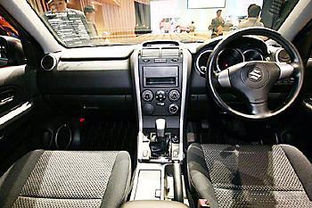 Suzuki Escudo Concept-X2
