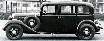 Mercedes 260D