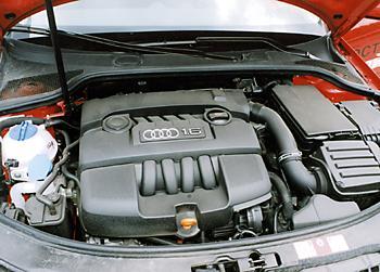 Тест-драйв Audi A3