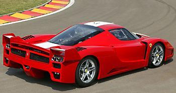 Ультра-супер-спорт прототип Ferrari FXX