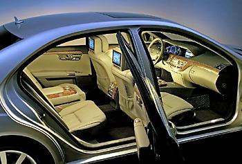 Mercedes S-класс W220