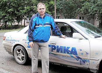 Андрей Храмцов, автогонщик и талантливый тюнингер