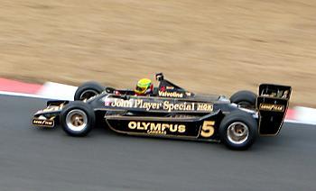 Lotus 79 Автомобиль-крыло