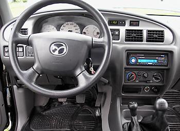Тест-драйв Mazda B-2500
