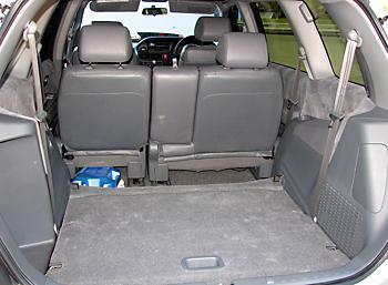 Тест-драйв Honda Odyssey