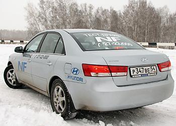Тест-драйв Hyundai NF