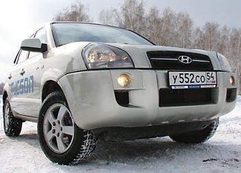 Тест-драйв Hyundai Tucson