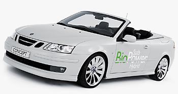BioPower Hybrid заправляется экологичным 100-процентным алкоголем