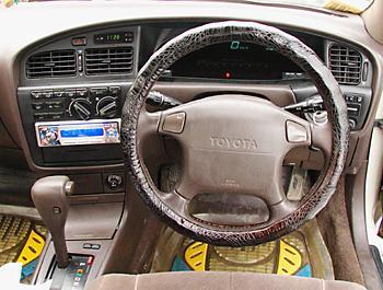 Тест-драйв Toyota Camry Prominent E