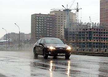 Тест-драйв Peugeot 407