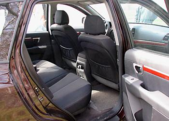 Тест-драйв Hyundai New Santa Fe