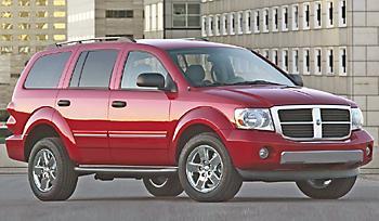 Dodge Durango с Two-Mode