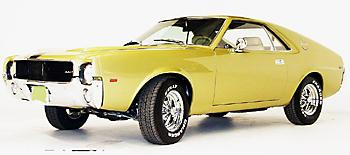 American Motors Corporation AMX