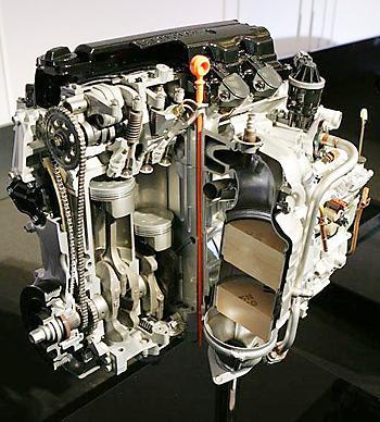 Honda Stream II