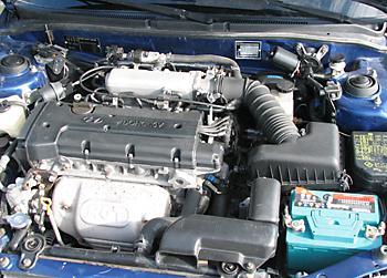 Тест-драйв Hyundai Lantra