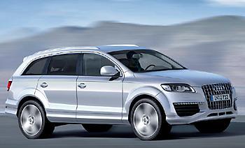 Audi Q7 с 12-цилиндровым TDi