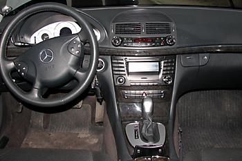 Тест-драйв Mercedes E320