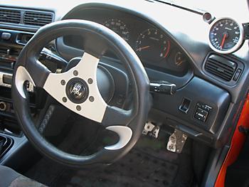 Тюнинг Toyota Trueno