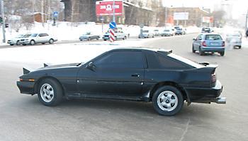 Тюнинг Toyota Supra