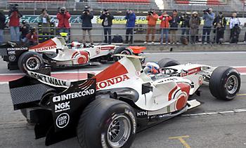 NGK и Honda