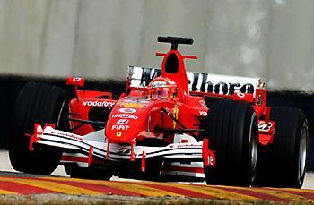 NGK и Ferrari