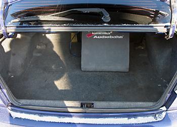 Багажник Subaru Legacy
