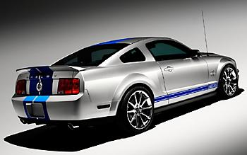 Shelby Cobra GT500 King of the Road