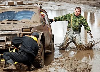 III Сибирский автомотофестиваль