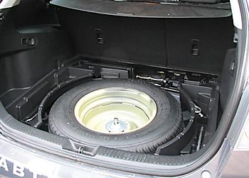 запаска Mazda CX-7