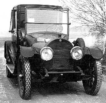 автомобиль Колчака Cadillac-55-V-8