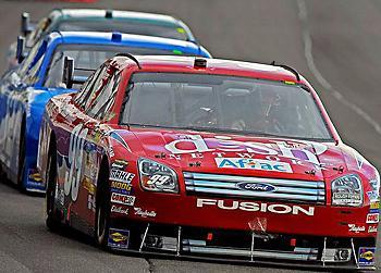 Carl Edwards на «форде» Fusion