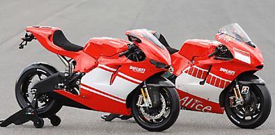 Desmosedici от Ducati Motor