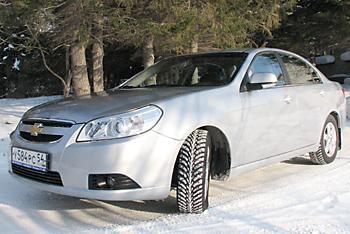 Тест-драйв Chevrolet Epica