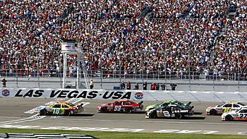 NASCAR UAW-Dodge 400