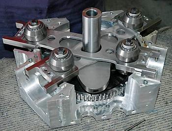 бесшатунный двигатель