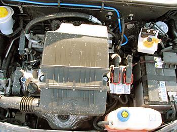 двигатель не развивает полной мощности фиат альбеа
