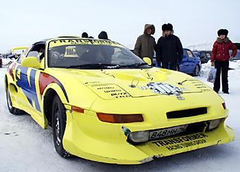 Тюнинг Toyota MR2
