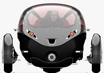 Spark-EV автомобиль на электротяге