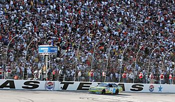 Samsung 500 Texas Motor Speedway Fort Worth