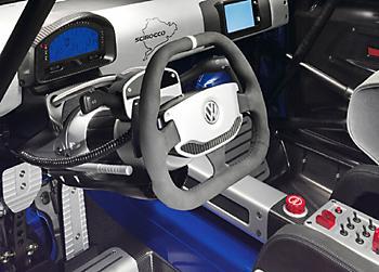 Спорт-прототип VW Scirocco II Volkswagen Scirocco GT24