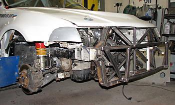 Ралли-кросс MMC Lancer Evolution 6